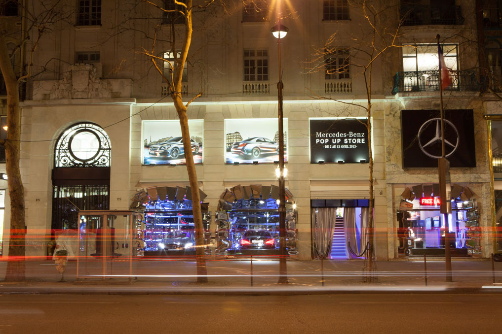 "Mercedes-Benz and the new CLA's ""Untamed"" Installation, Paris: _MG_3052.jpg"