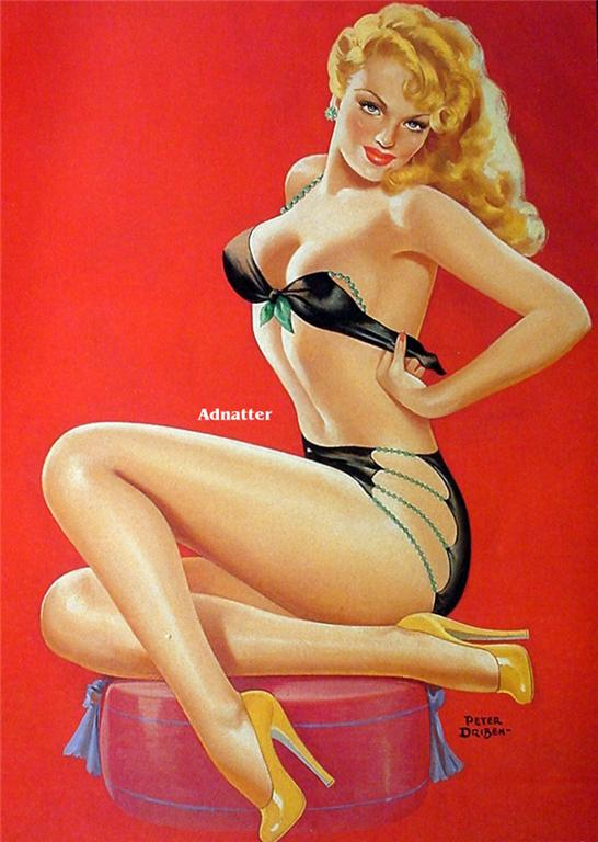 Peter Driben's Unforgettable Pin Ups: driben10.jpg