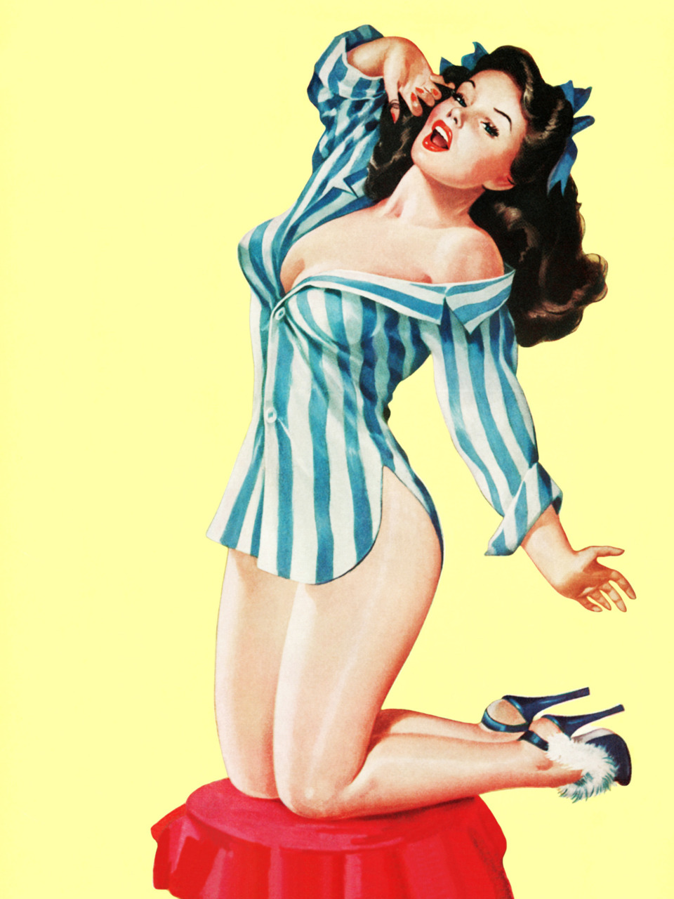 Peter Driben's Unforgettable Pin Ups: driben12.jpg