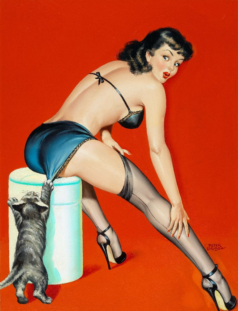 Peter Driben's Unforgettable Pin Ups: driben2.jpg