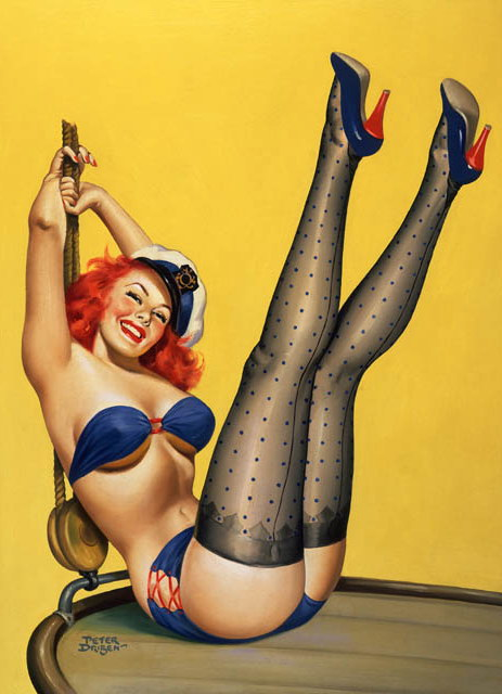 Peter Driben's Unforgettable Pin Ups: driben4.jpg