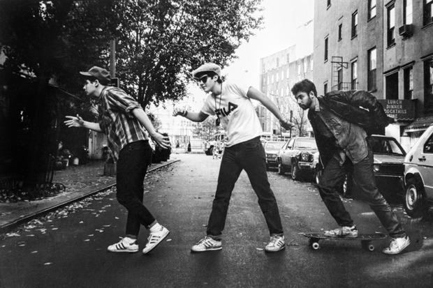 "What's The Time?: David Kesting Presents Ricky Powell ""NYC 1985 – Bushwick 2013"": ricky_powell_beastie_boys.jpg"