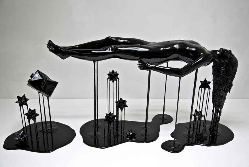Sculptures from Ted Lawson: black-liquid-sm.jpg