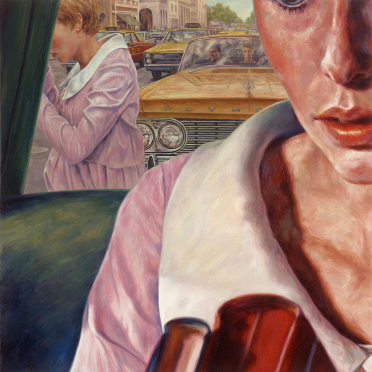 Paintings by Eric White: 1Rosemary's-Baby.jpg