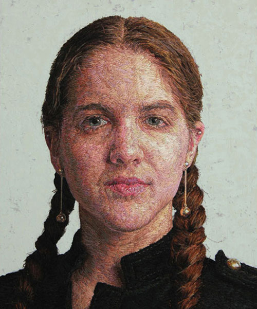 New Embroidered Portraits from Cayce Zavaglia : cayce-zavaglia31.jpg