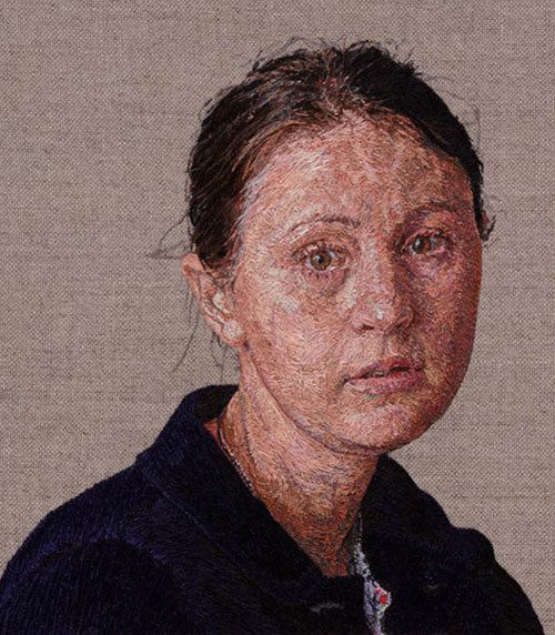 New Embroidered Portraits from Cayce Zavaglia : cayce-zavaglia51.jpg