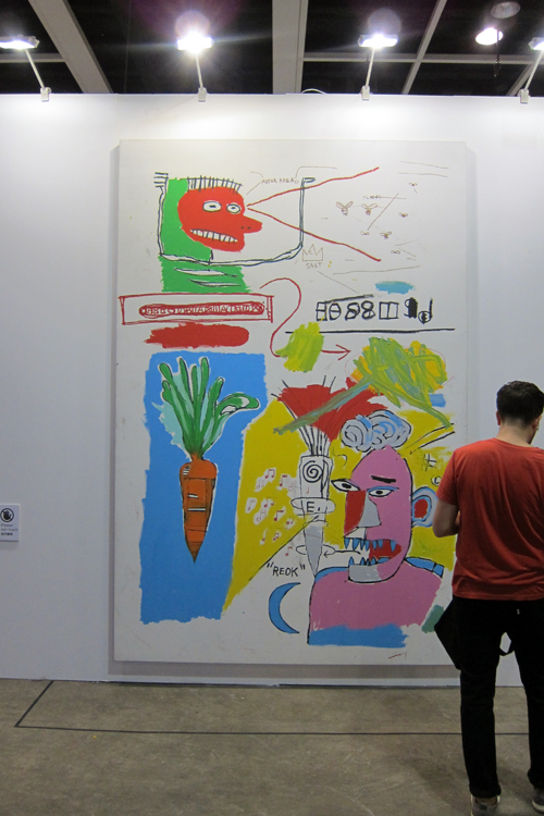 Juxtapoz @ Art Basel Hong Kong: The Main Fair: IMG_5797.jpg