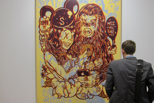 Juxtapoz @ Art Basel Hong Kong: The Main Fair: IMG_5812.jpg