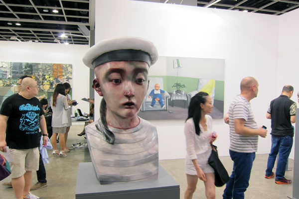 Juxtapoz @ Art Basel Hong Kong: The Main Fair: IMG_5843.jpg