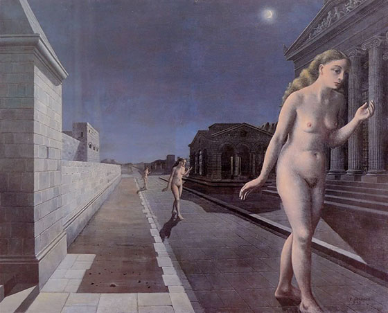 Paul Delvaux's Sleepwalking Sirens: paul14.jpg