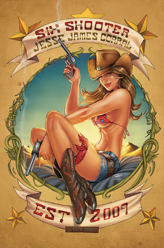Sexy Pin Ups by Mike DeBalfo: mike2.jpg