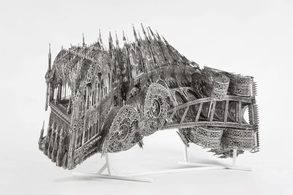 Laser-cut Gothic Sculptures by Wim Delvoye: rescaleH-10.jpeg