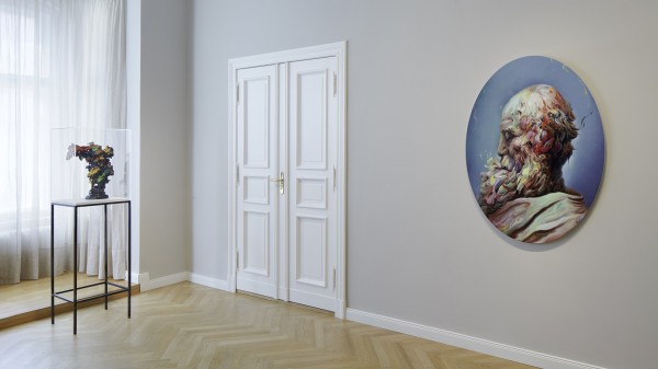 Paintings by Glenn Brown: 2011_installation_view_5_01-600x337.jpg