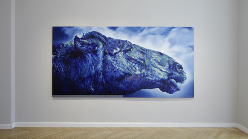 Paintings by Glenn Brown: 2011_installation_view_6_01-800x450.jpg