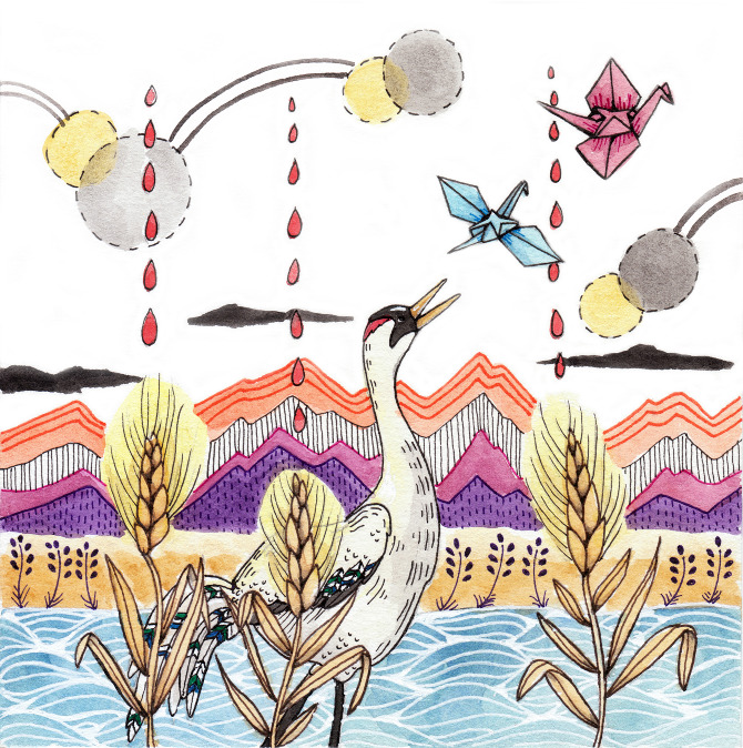 The Fanciful World of Brooke Weeber: Crane.jpg