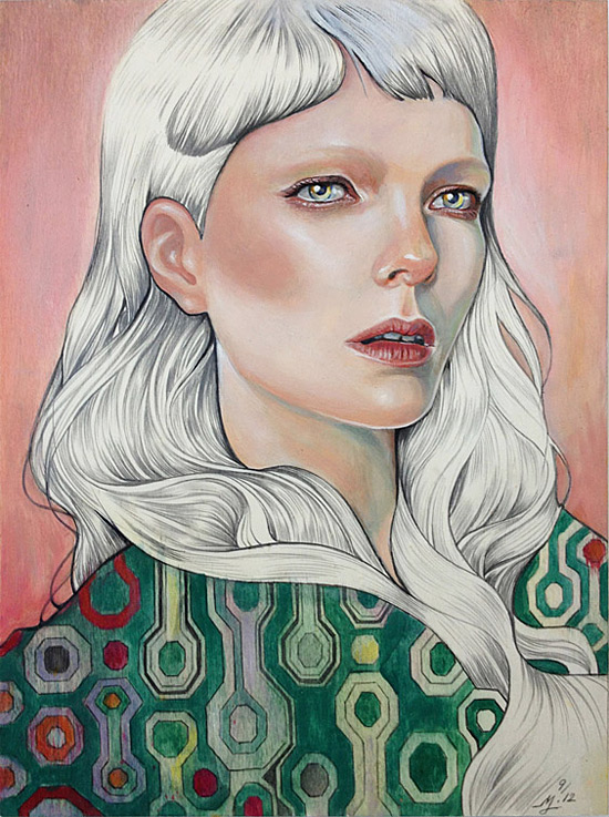 Illustrations and Paintings by Martine Johanna: Martine-Johanna-illustration-01.jpg