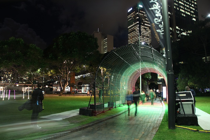 """Hundreds and Thousands"" @ Vivid Sydney 2013: hundredsandthousands011.jpg"