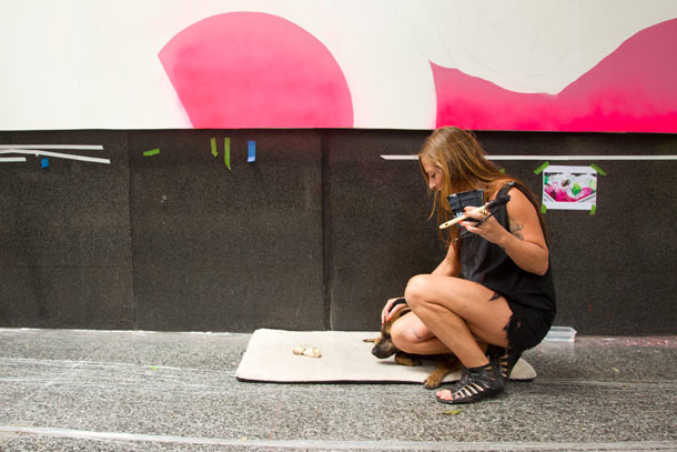 In Process: Hannah Stouffer @ The Standard Downtown, LA: A98A4591.jpg
