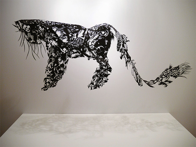 Intricate Paper Sculptures by Nahoko Kojima: solo-1.jpg