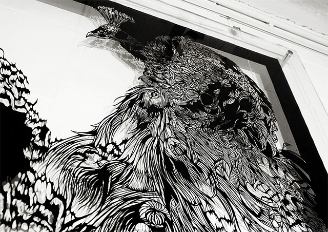 Intricate Paper Sculptures by Nahoko Kojima: solo-4.jpg