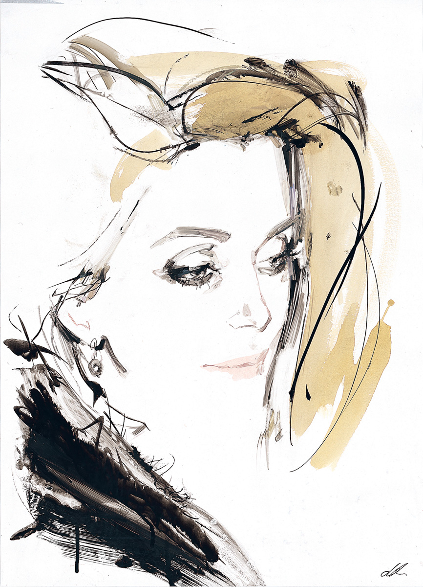 Haute Couture with David Downton: david19.jpeg