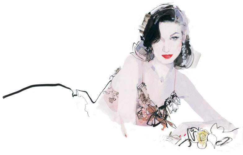 Haute Couture with David Downton: david25.jpeg