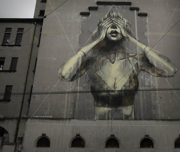 """The Immense Gap Between Past And Future"" by Faith 47 in Vienna: jux_faith475.jpg"