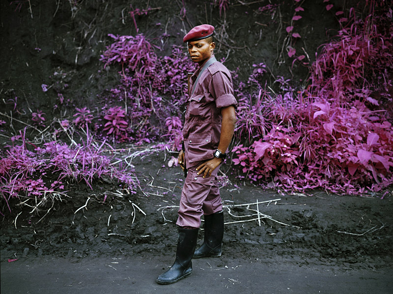 "Watch: Richard Mosse Talks His New Infrared Multi-Media Installation ""The Enclave"": 11.jpg"