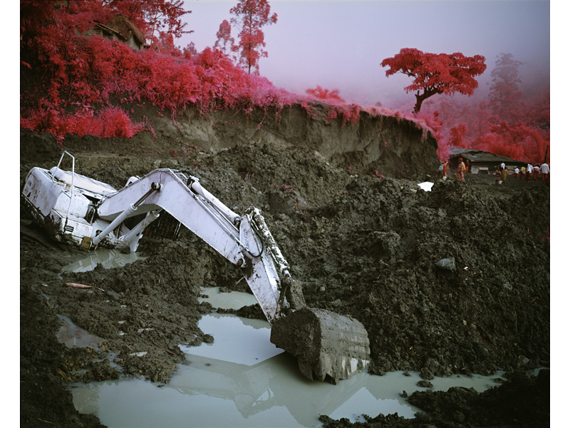 "Watch: Richard Mosse Talks His New Infrared Multi-Media Installation ""The Enclave"": 12.jpg"