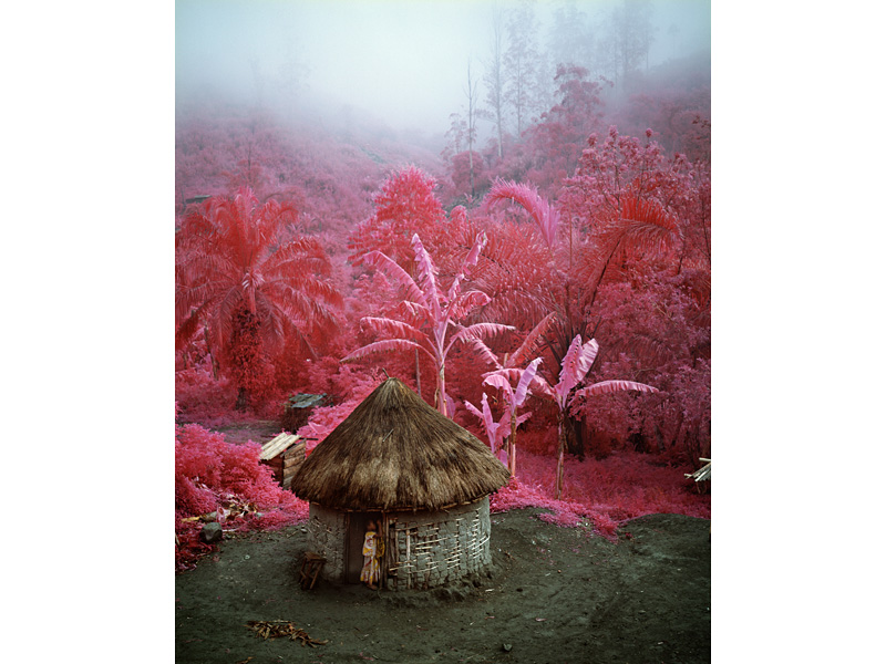 "Watch: Richard Mosse Talks His New Infrared Multi-Media Installation ""The Enclave"": 15.jpg"