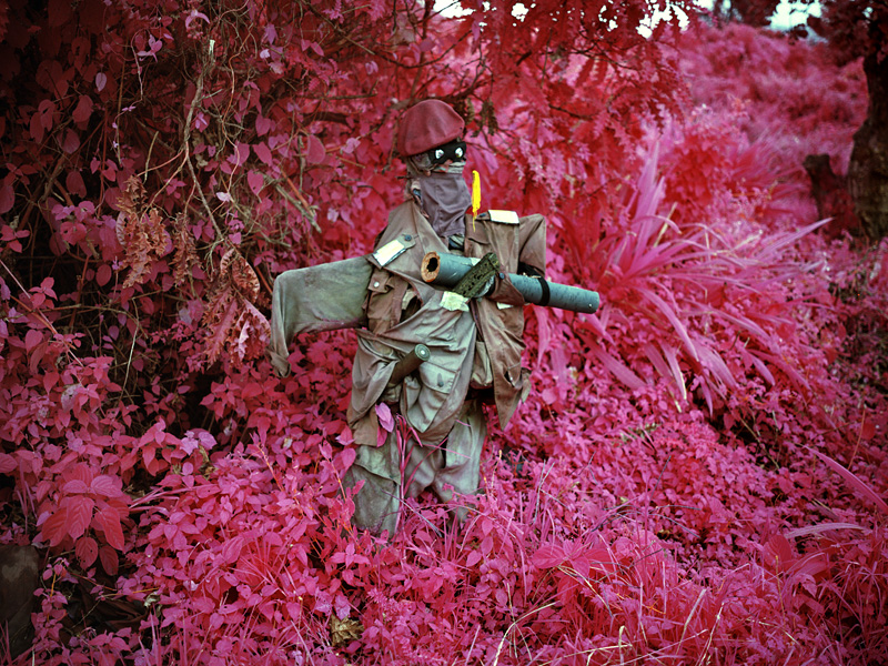 "Watch: Richard Mosse Talks His New Infrared Multi-Media Installation ""The Enclave"": 16.jpg"