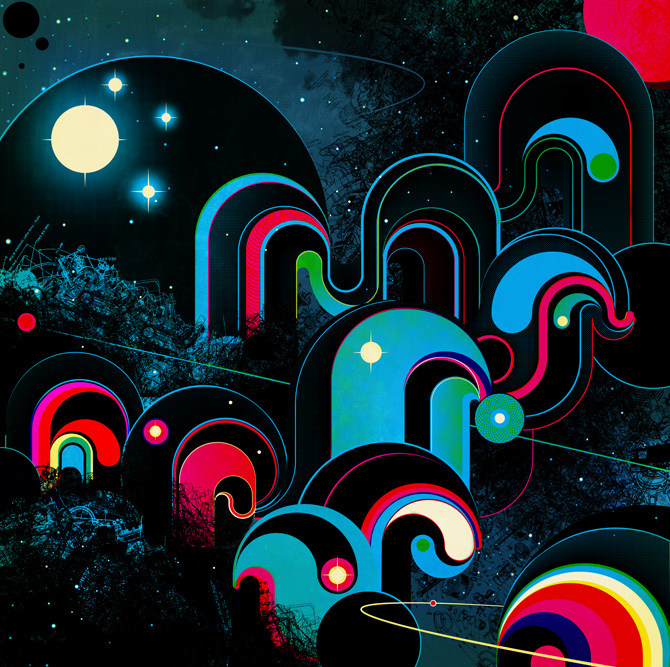 Illustrations by Sam Chivers: cosmica.jpg