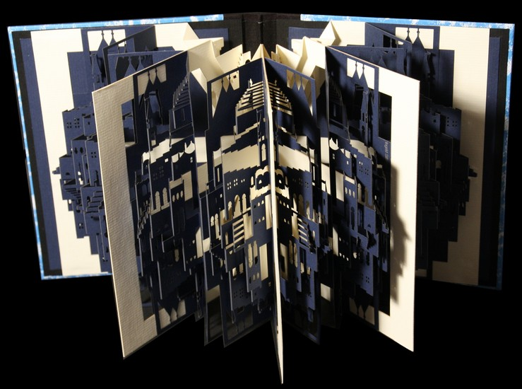 3D Miniature Paper Architecture by Ingrid Siliakus: 3467-o-12716279.jpg