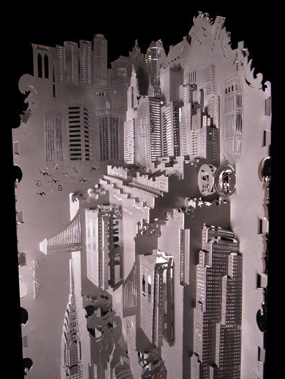 3D Miniature Paper Architecture by Ingrid Siliakus: 3467-o-14394634.jpg