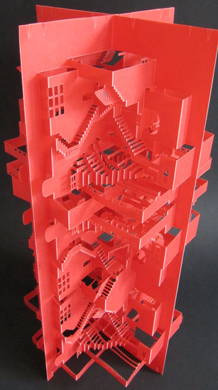 3D Miniature Paper Architecture by Ingrid Siliakus: 3467-o-15740214.jpg