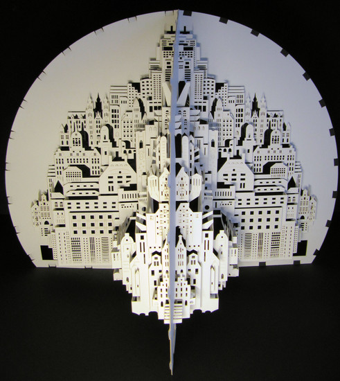 3D Miniature Paper Architecture by Ingrid Siliakus: 3467-o-15745325.jpg