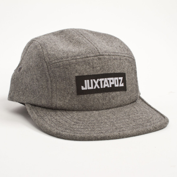 In the Juxtapoz Store Now: 5-Panel Hat Release: product_large_317106.jpg