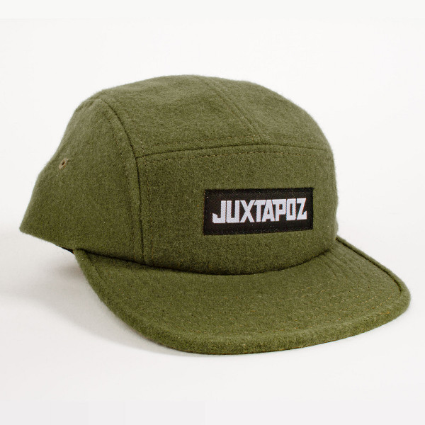 In the Juxtapoz Store Now: 5-Panel Hat Release: product_large_317107.jpg