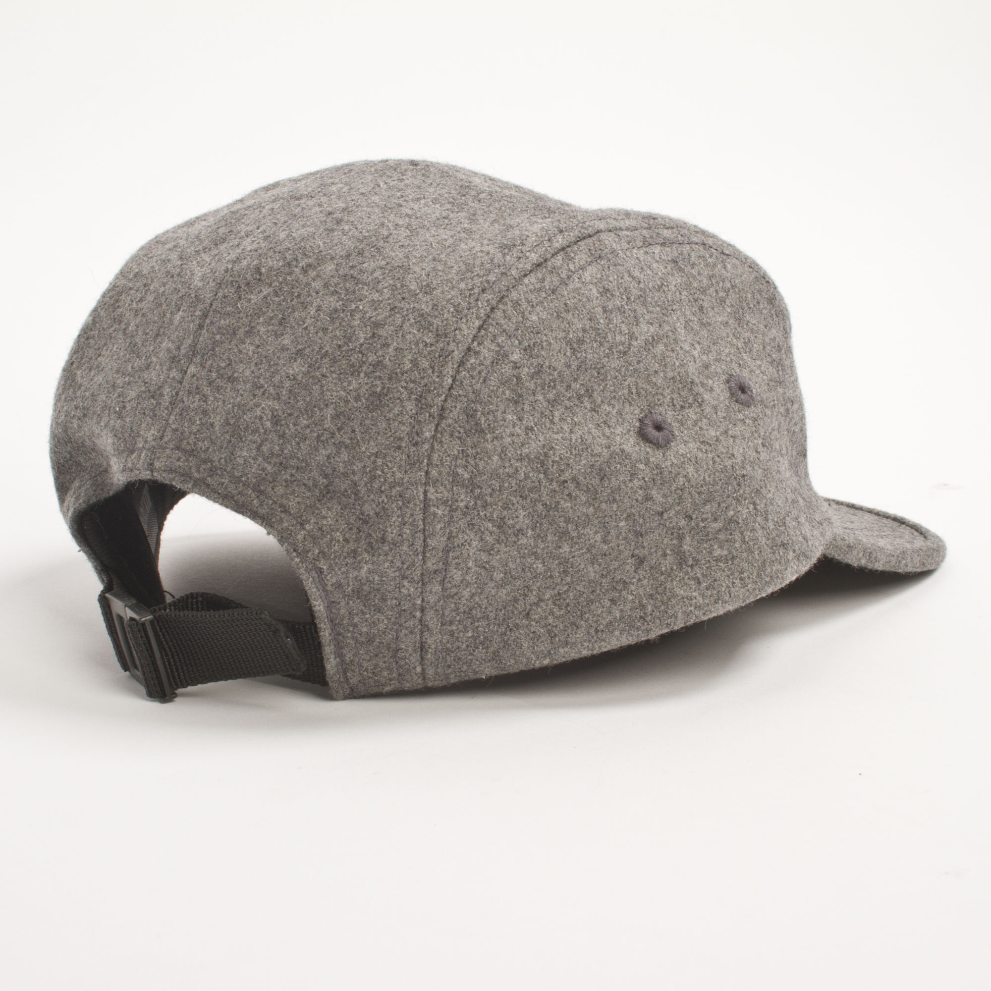 In the Juxtapoz Store Now: 5-Panel Hat Release: zJux-5Panel-GREY-back.jpg