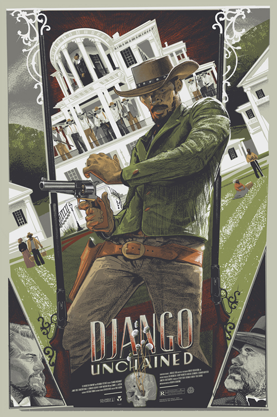 Rich Kelly Poster Art: Django1.jpg