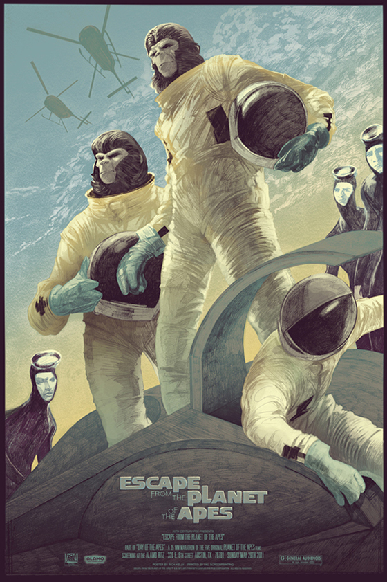Rich Kelly Poster Art: apes.jpg