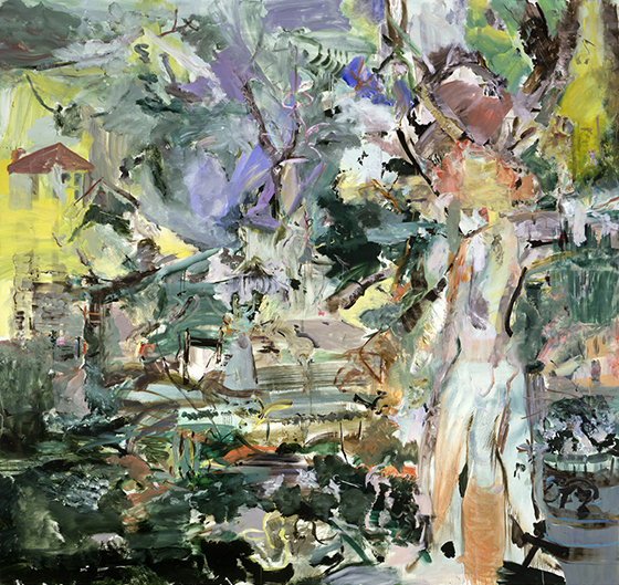 Cecily Brown's Crowds of Flesh: 0d436d806b544ce085d06731401fa2fe.jpg