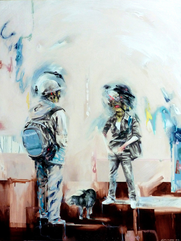 Paintings by China Mike (aka Mike Carr): China-Mike_web7.jpg