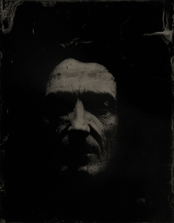 The Demons Return: Wet Plate Collodion Photography by Boogie: baal.jpg