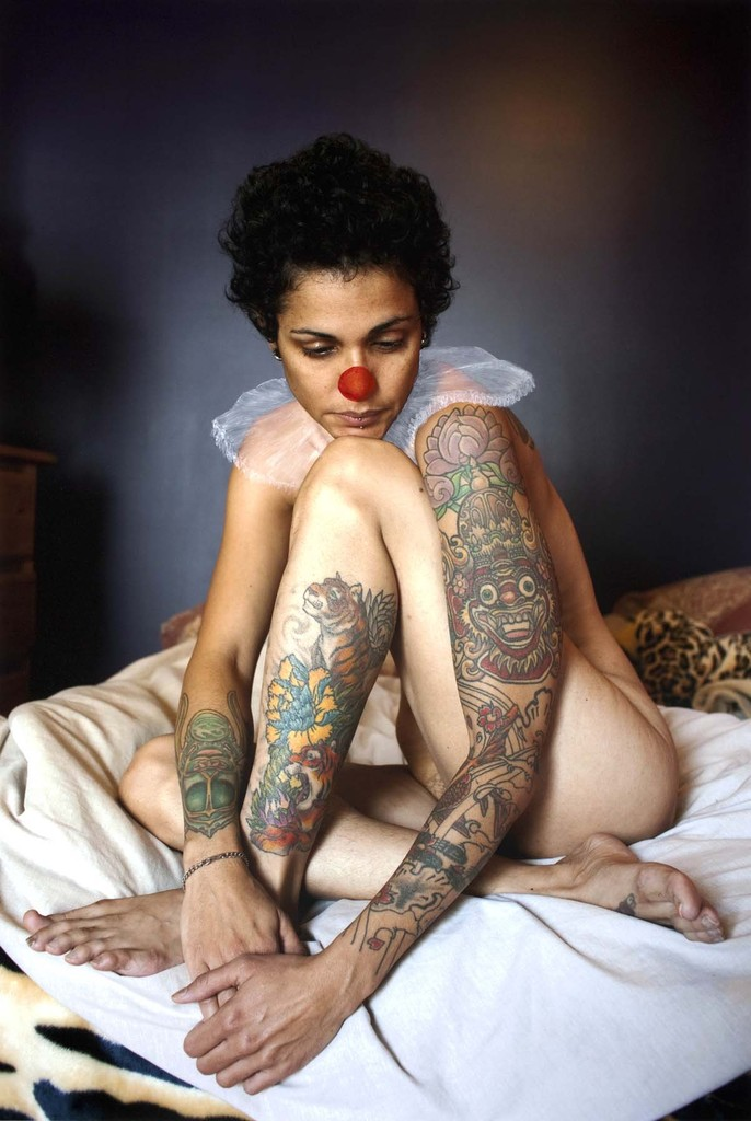 """Under My Skin: Nudes in Contemporary Photography"" @ Flowers Gallery, NYC: med_johnson-jpg.jpg"