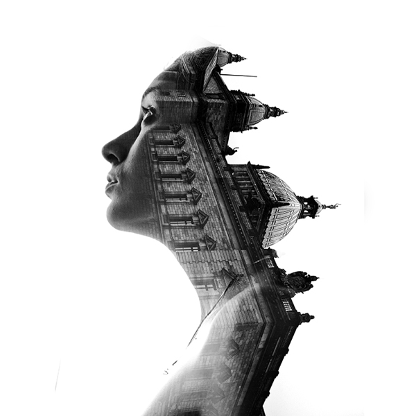 Aneta Ivanova's Double Exposure Photography: 294080dc131e4dc3be5db6b4007c7e3d.jpg