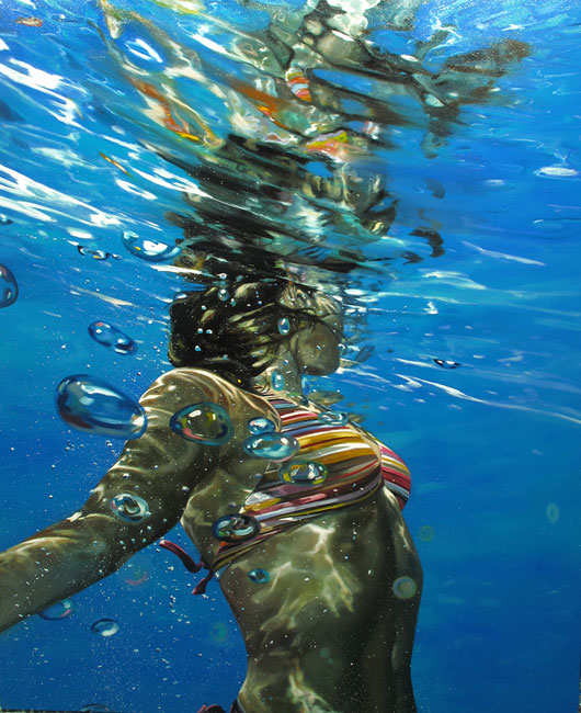 Paintings by Eric Zener: zener-candy-66x54-2011-retouched.jpg