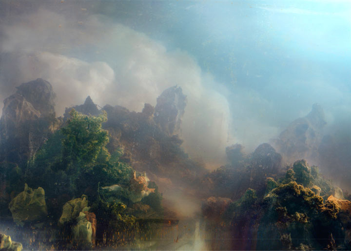 Best of 2013: Kim Keever's Water Tank Diorama Photography: 4401-forest-58e-36x47-53x70-61x81-2007.jpg