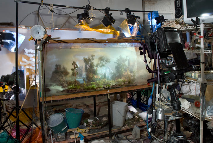 Best of 2013: Kim Keever's Water Tank Diorama Photography: 4457a-studio-view-west-91r-20081.jpg