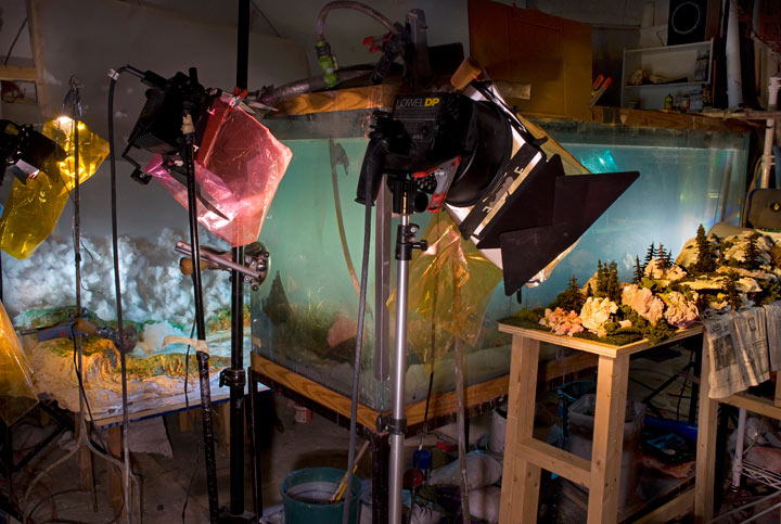 Best of 2013: Kim Keever's Water Tank Diorama Photography: 4470-studio-view-for-west-104k1.jpg